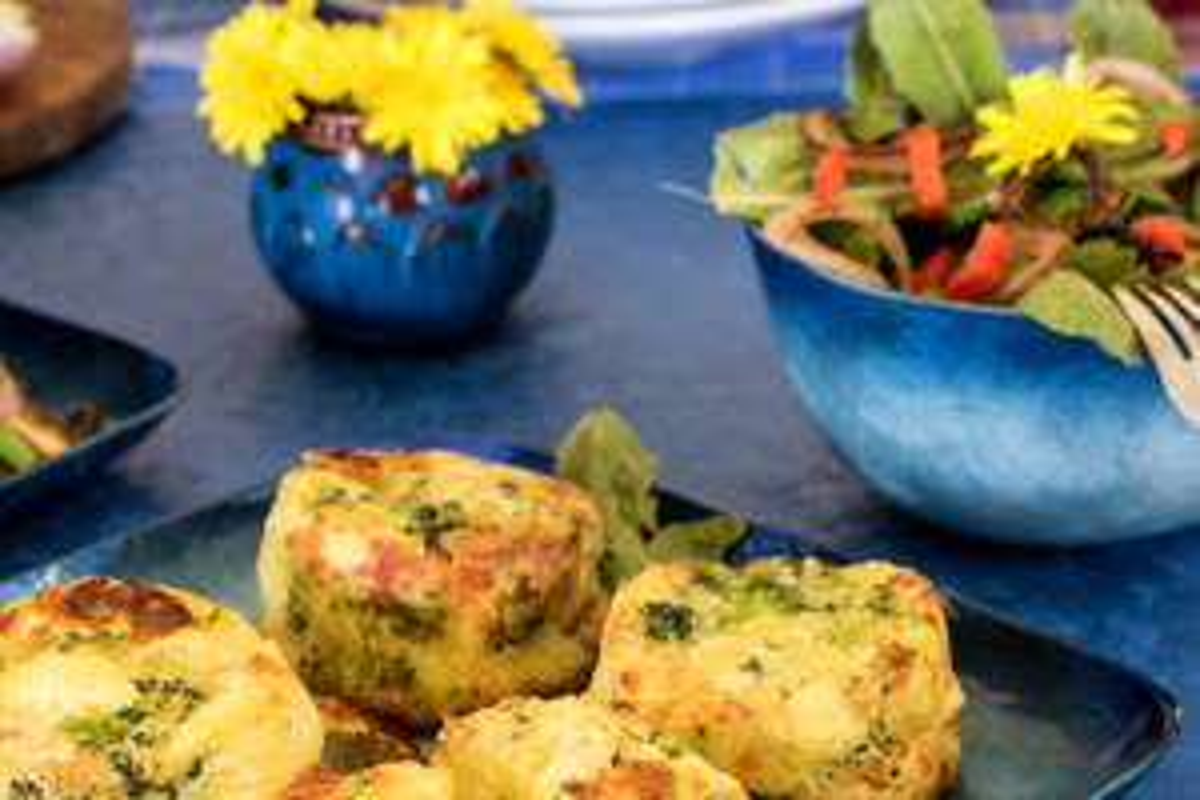 frittata: secondi piatti vegetariani
