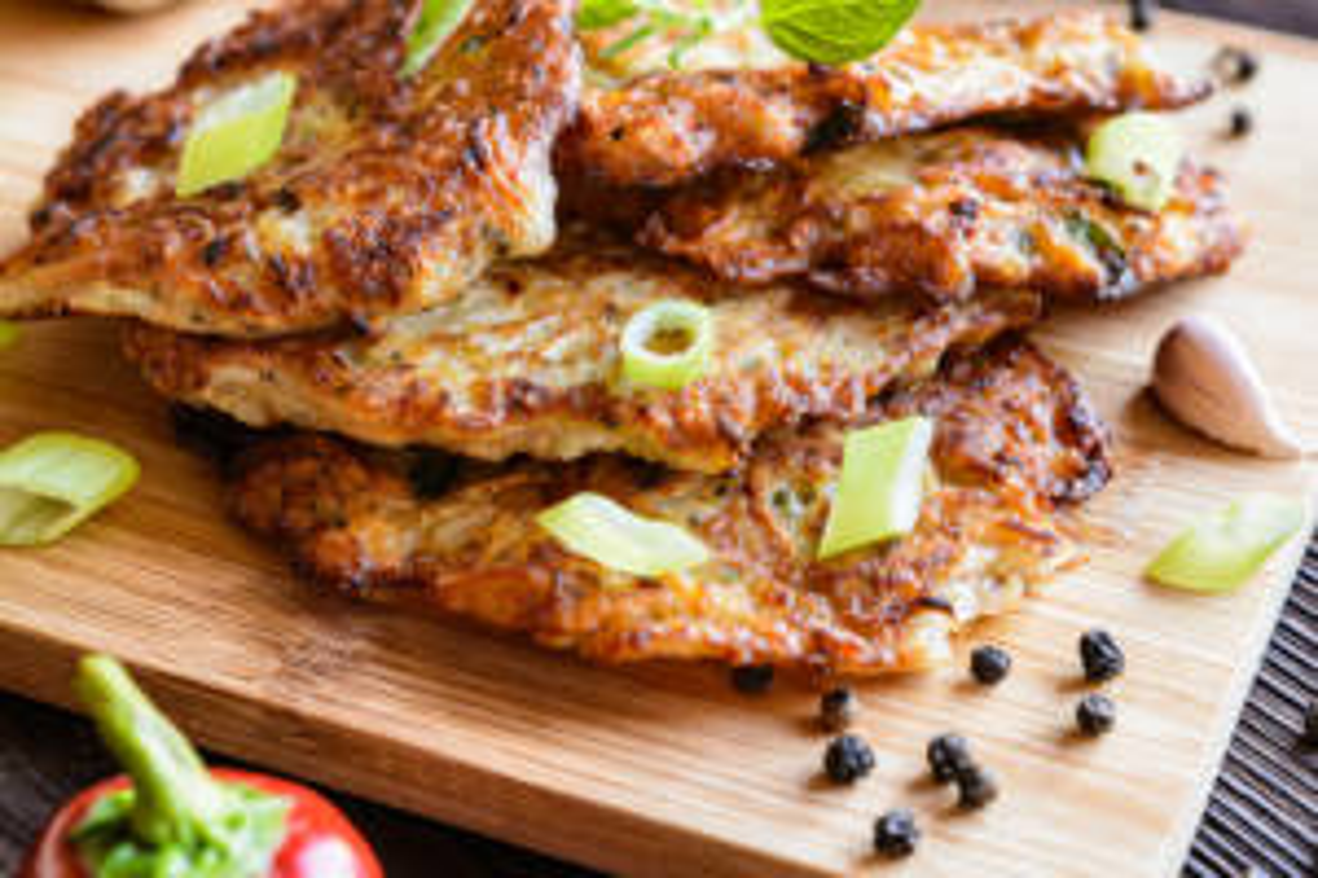 Le frittelle: ricette con sedano