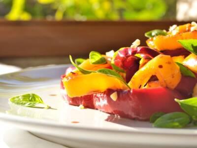 Peperoni caramellati, per un contorno ricco di gusto!