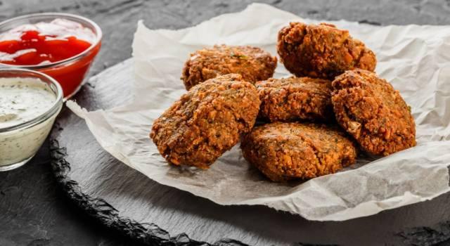 Polpette di lenticchie e curcuma: perfette per un secondo piatto genuino