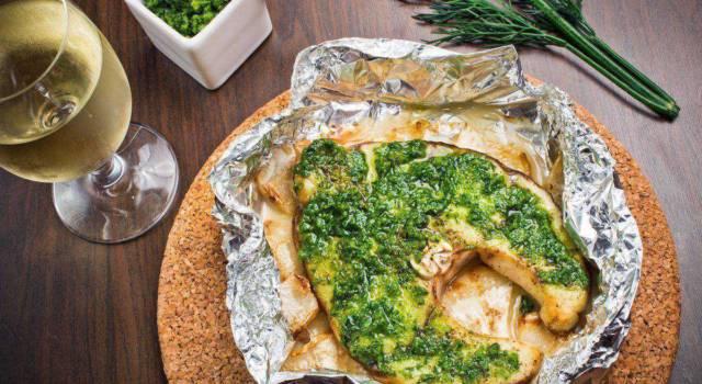 Pesce spada al cartoccio: gusto e semplicità!