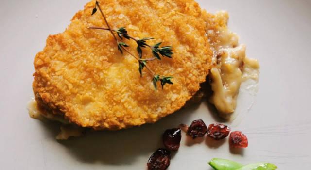Cotolette di funghi impanati e fritti: ricetta per un secondo piatto diverso dal solito