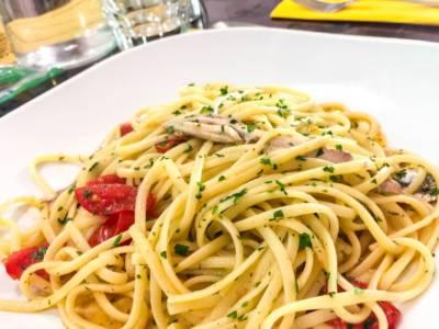 Pasta alle aringhe: primo piatto saporitissimo