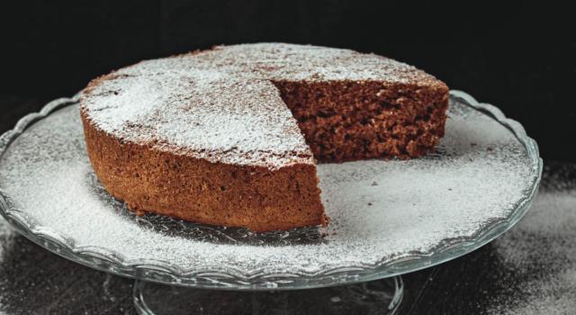 Torta caprese al cioccolato: la ricetta per un dolce golosissimo