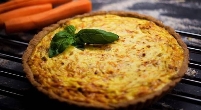 Torta salata di carote: un piatto unico imperdibile!