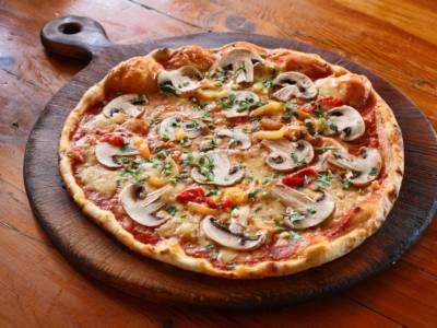 Se ami la pizza questa versione autunnale (e gluten free) ti conquisterà