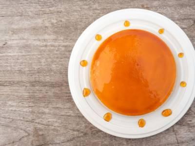 Bavarese di cachi: un dolce al cucchiaio indimenticabile