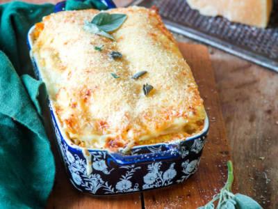 Lasagne alla zucca gialla, una ricetta che sa d'autunno