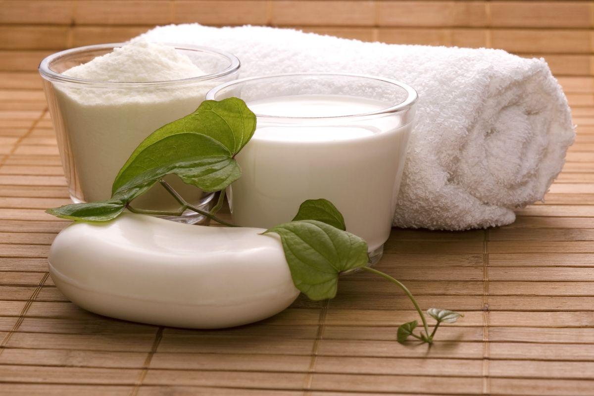 Latte per il corpo