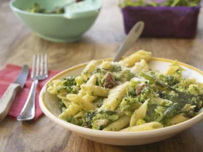 Pasta e broccoli alla siciliana, un primo piatto della tradizione