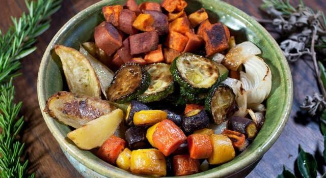 Le verdure caramellate in padella sono il contorno perfetto!