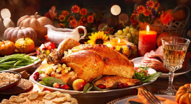 Tutto sul giorno del Ringraziamento: usanze, tradizioni e ricette tipiche!