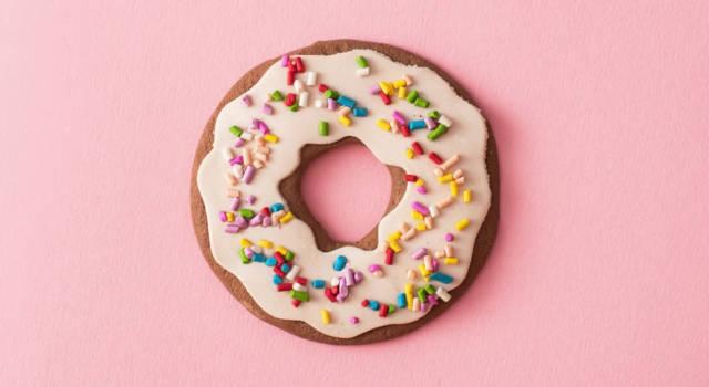 Non i soliti biscotti: facciamo le ciambelline glassate al melograno