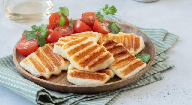 Delizioso formaggio Halloumi alla piastra: una ricetta senza glutine