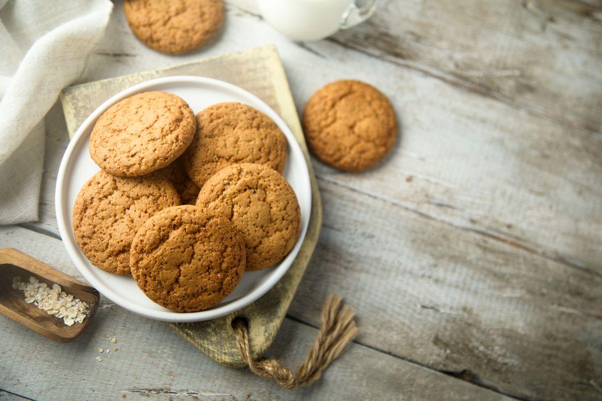 biscotti allo zenzero senza glutine