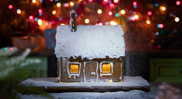 Casetta di pan di spezie natalizia: proviamola insieme!