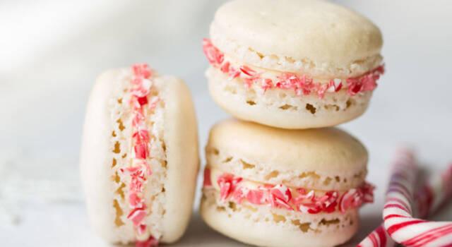 Macaron di Natale: la ricetta con il Bimby