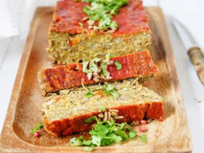 Polpettone di broccoli e carote senza glutine: decisamente originale!
