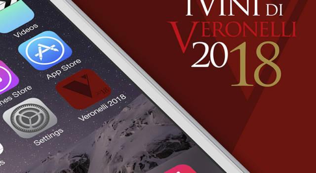 La Guida Oro I Vini di Veronelli nella versione app