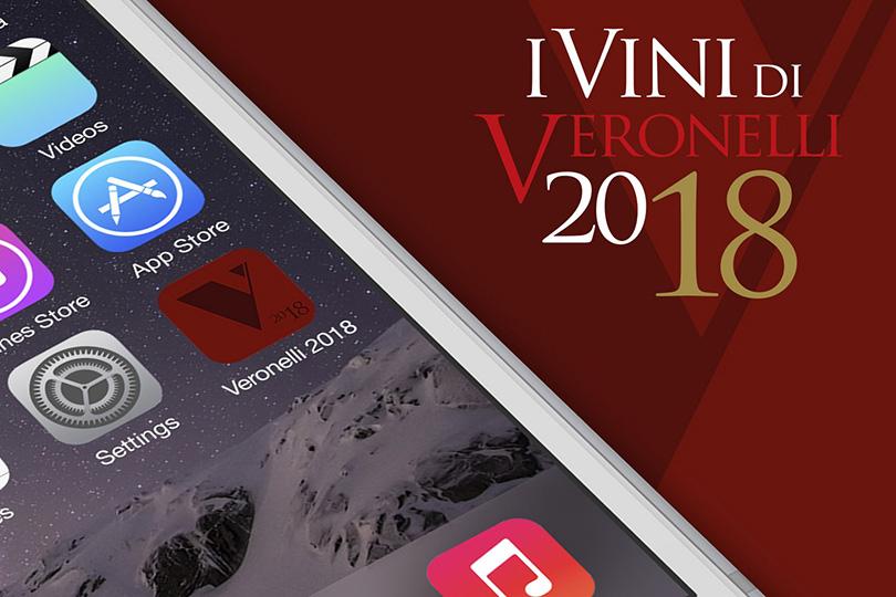 App I Vini di Veronelli 2018