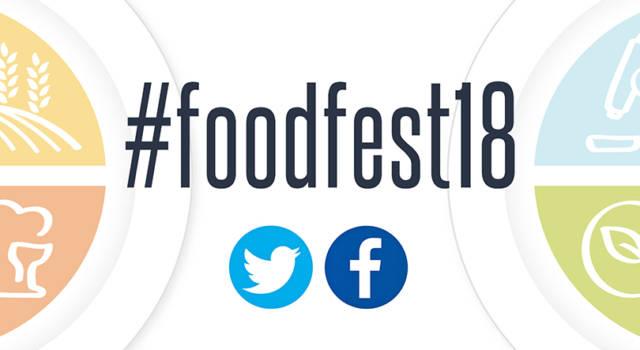 Terza edizione del Festival del Giornalismo Alimentare