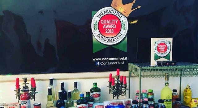 Quality Award 2018: i consumatori premiano i prodotti d'eccellenza italiani