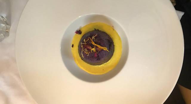 Flan di radicchio rosso al Parmigiano: semplicemente spettacolare