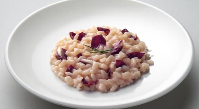 Risotto al radicchio rosso: la ricetta tradizionale, anche con il Bimby