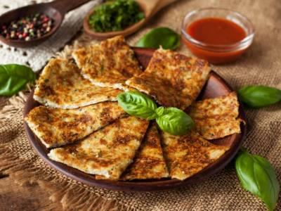 Focaccia di cavolfiore e semi di chia: una ricetta veg coi fiocchi!