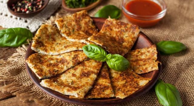 Focaccia di cavolfiore e semi di chia: ricetta veg coi fiocchi!