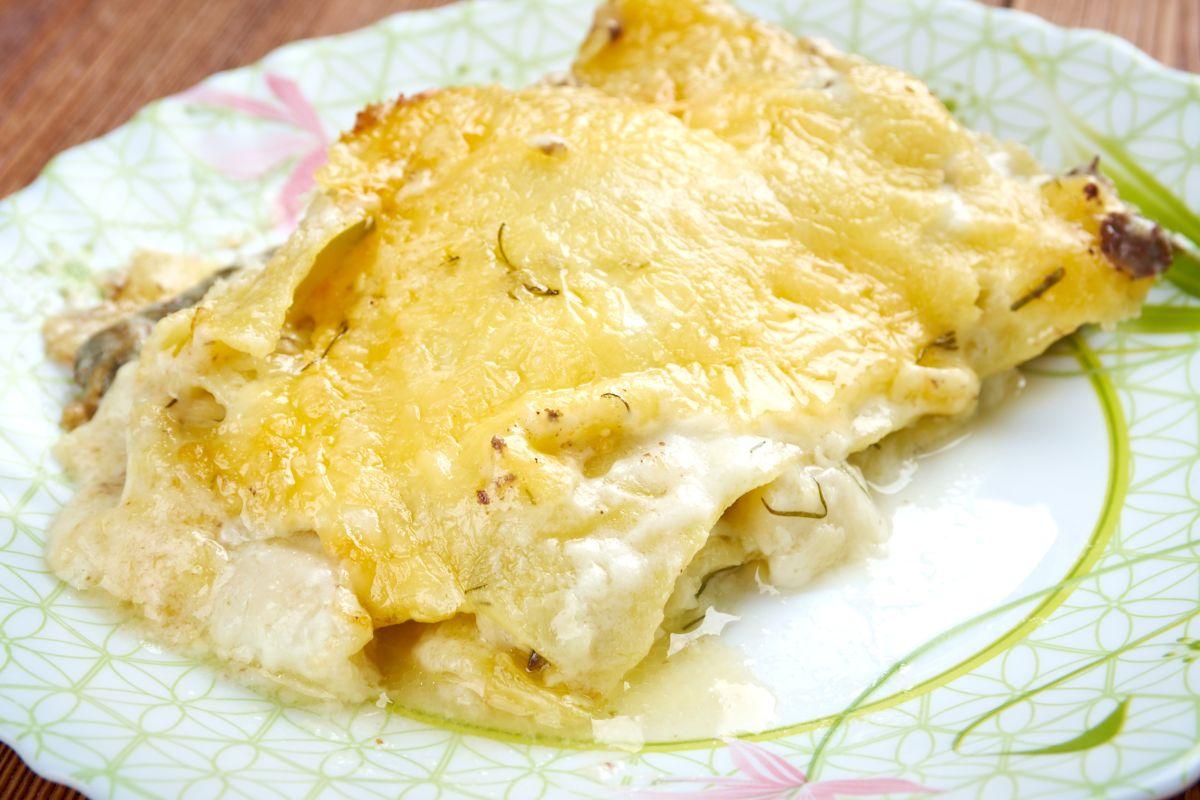 lasagne gran magro