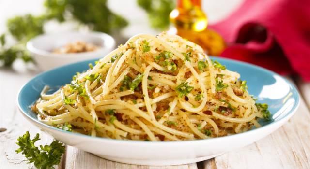 Spaghetti alla colatura di alici di Cetara: un primo piatto gustosissimo