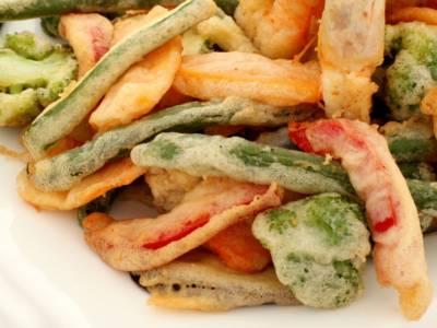 Verdure fritte in pastella senza uova: croccanti e appetitose!