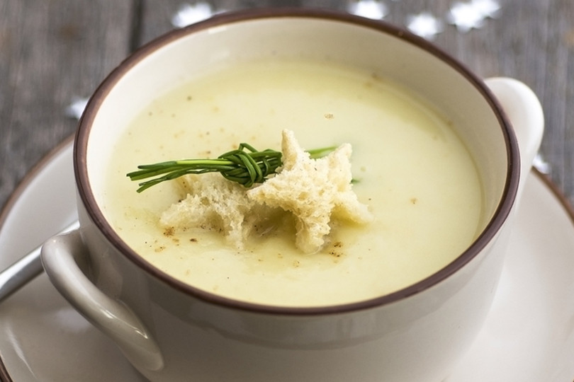 Zuppa di pastinaca