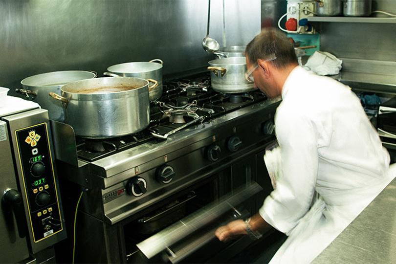 Scatto del concorso fotografico La Cucina e il cibo simboli di accoglienza