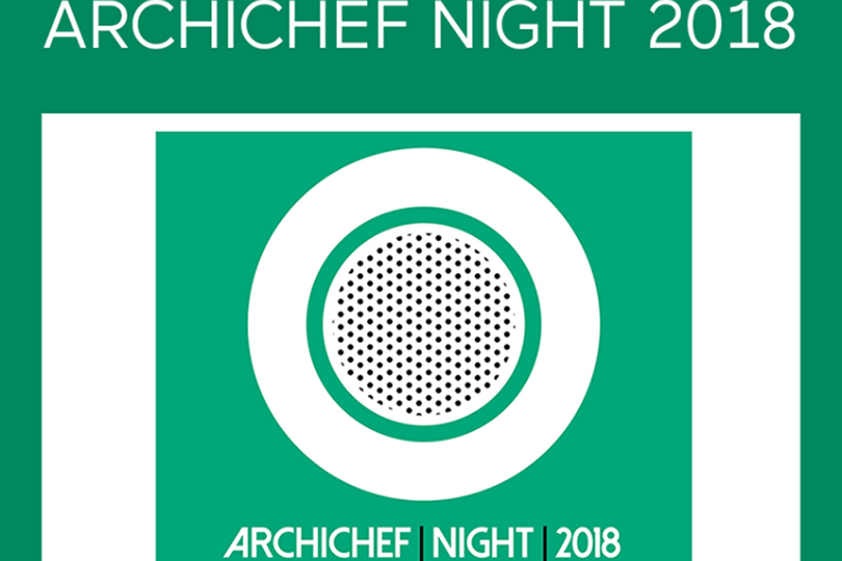 Archichef night 2018