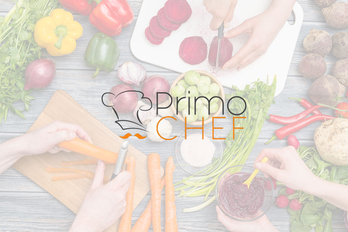 Sformato di carote e piselli