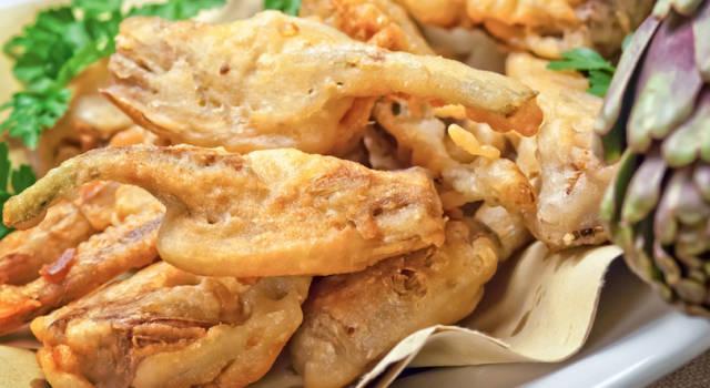 Come fare i carciofi fritti (con e senza pastella)