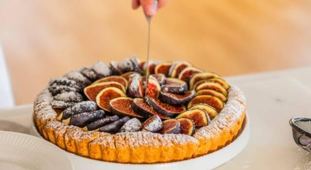 Crostata di fichi vegana: dessert golosissimo