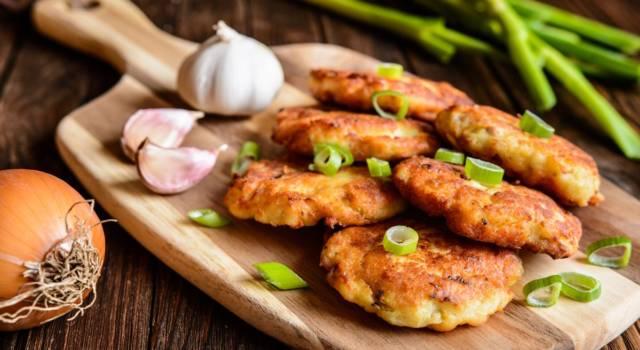 Frittelle di pesce spada: una ricetta sfiziosissima