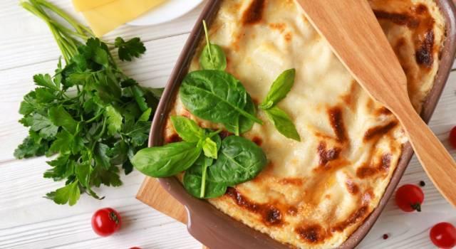 Per gli amanti della pasta fresca, ecco le lasagne di pesce