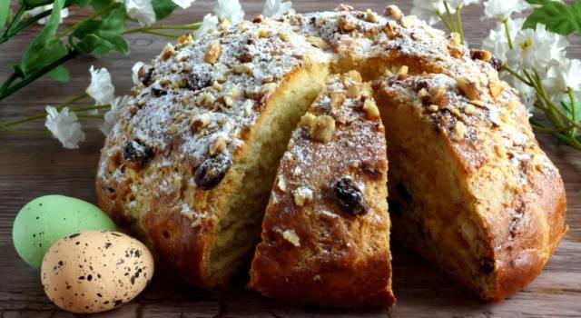 La ricetta della pasimata della Garfagnana, l'antico lievitato pasquale toscano