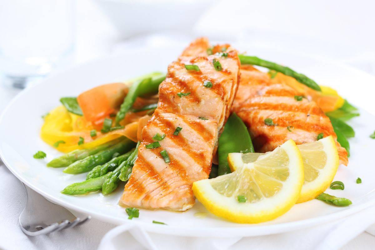 Come Cucinare I Tranci Di Salmone Alla Griglia La Ricetta Del