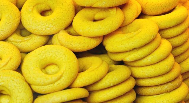 Biscotti bussolai veneziani: la ricetta tradizionale