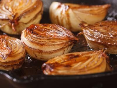 Come preparare le cipolle caramellate (anche con il Bimby)