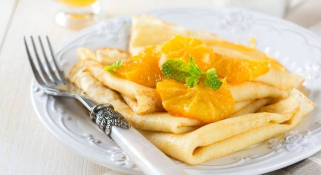 Se amate le crepes, la ricetta senza uova vi conquisterà!