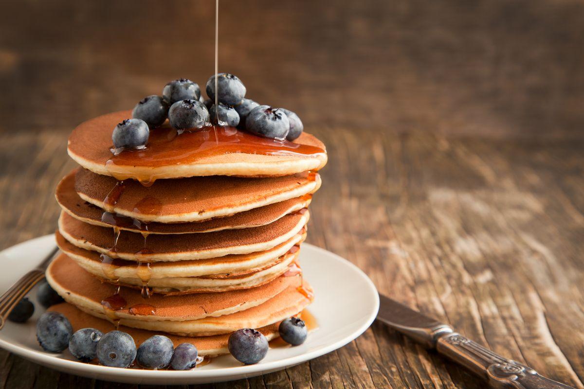 pancake con il bimby