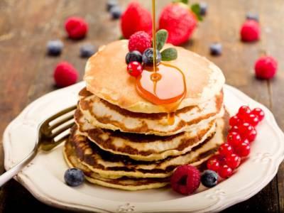 Pancake senza lievito: la ricetta per il dolce veloce