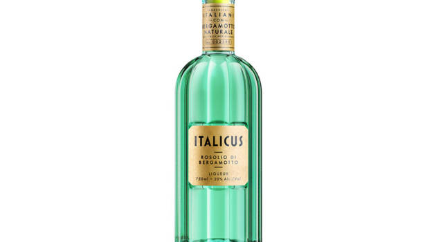 Il Rosolio di Bergamotto ideato dal bartender Giuseppe Gallo