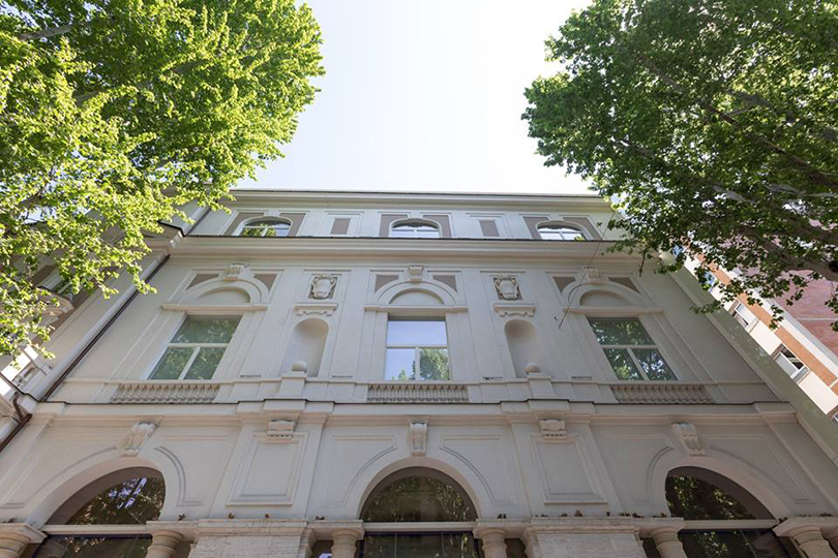 Palazzo Merulana